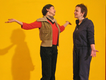 Silke S. Jandl Theater & Improvisation