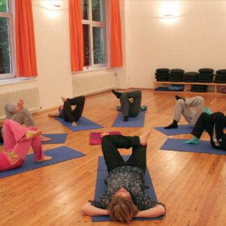 Amalia Kernjak Yoga Beckenboden