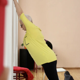 """Amalia Kernjak Yoga """"Golden Age"""""""