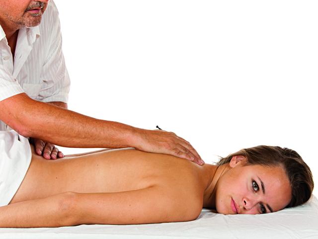 Akupunkt Meridian Massage