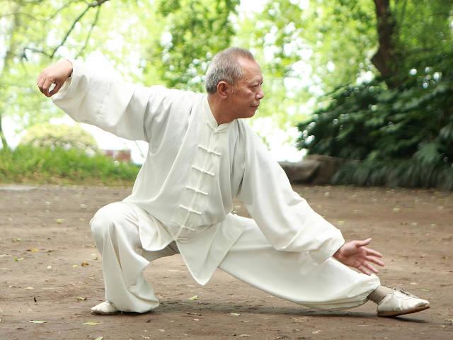 Qigong, Taijiquan, Kung Fu