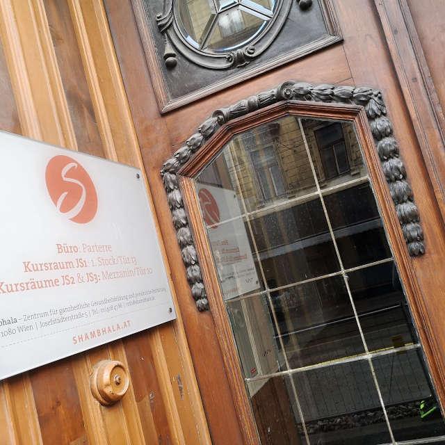 Shambhala Eingang